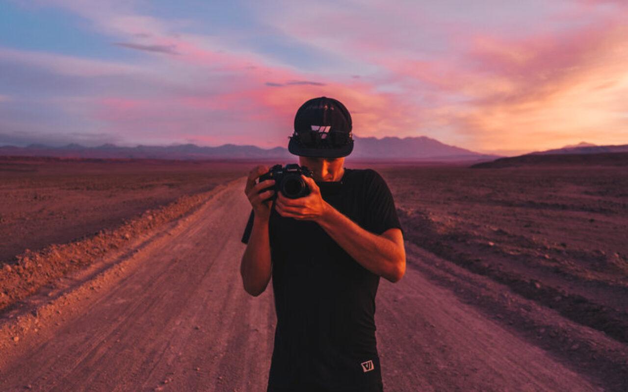 Connor Guest - Videographer