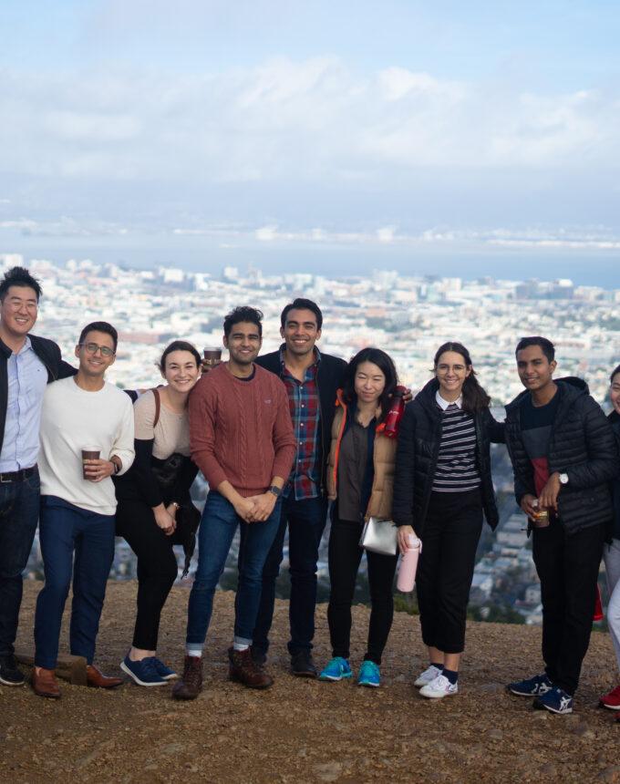 Alter Fellows Team Photo