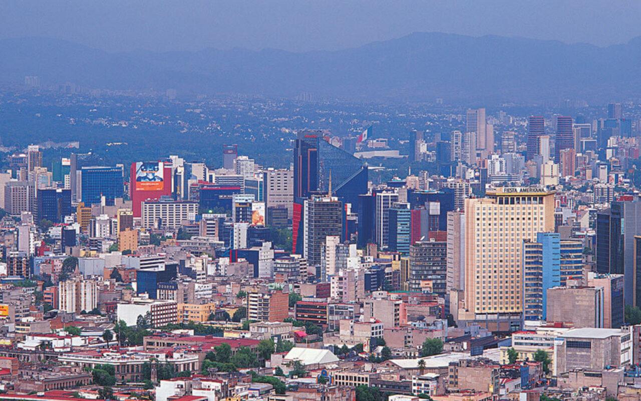 Central Mexico City
