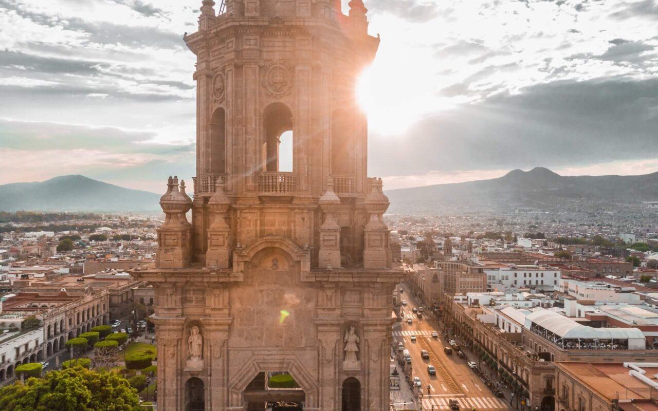 Mexico city cover photo