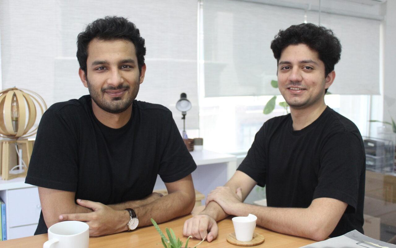 Bazaar Founders Saad Jangda and Hamza Jawaid