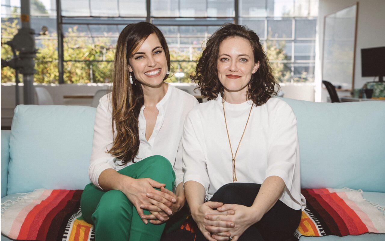 Robin Mc Intosh Lisa Mc Laughlin Workit Health Founders