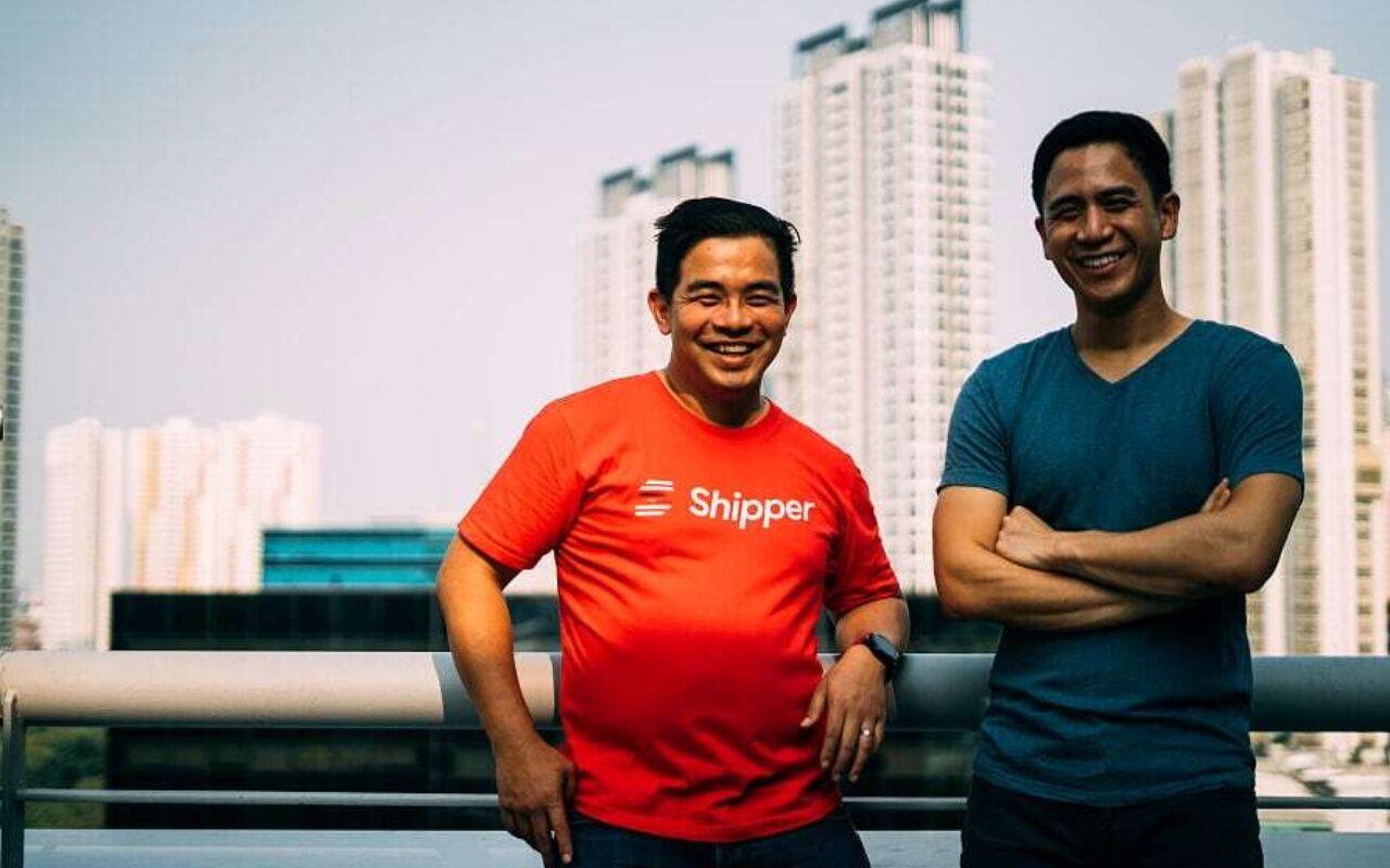 Phil Opamuratawongse Budi Handoko Shipper Founders smile