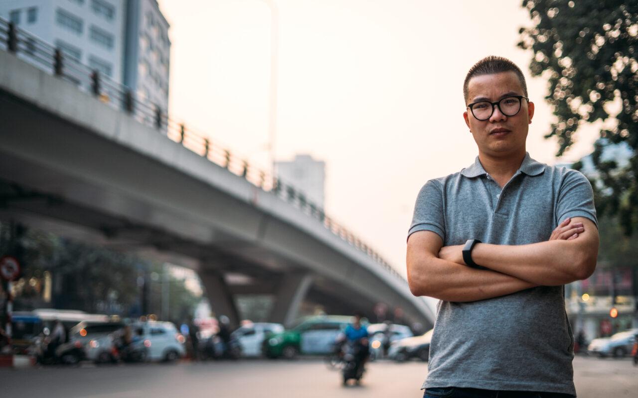 Sy Phong Bui Telio Founder