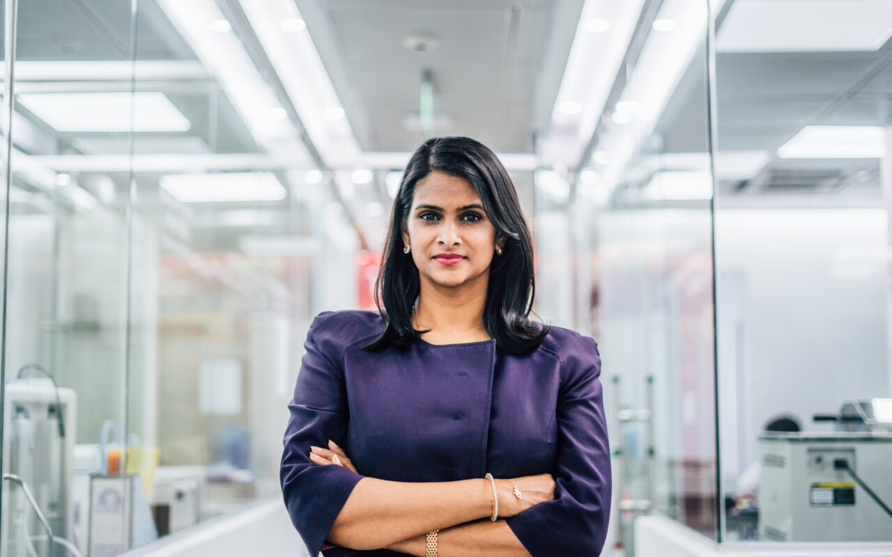 Sylvana Sinha Praava Founder