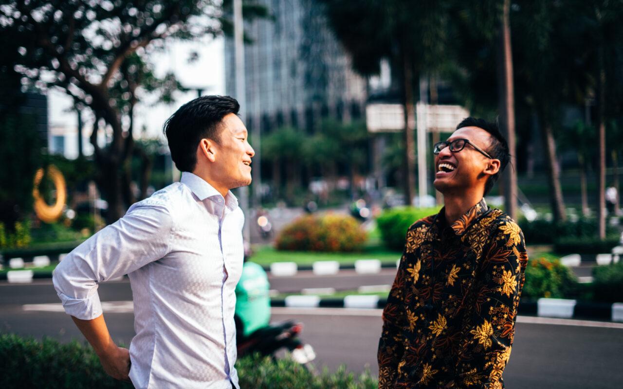 Tiger Fang Yodi Aditya Kargo Founders laugh