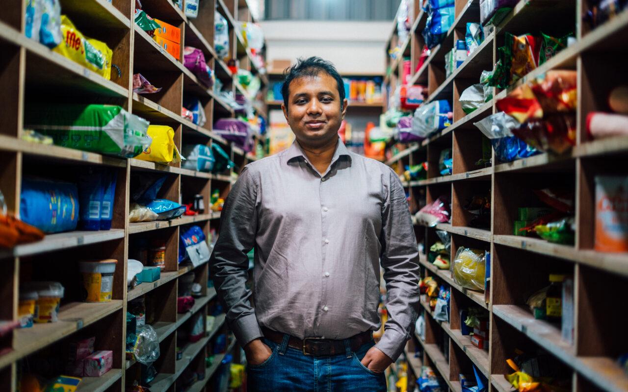 Waseem Alim Chaldal Founder