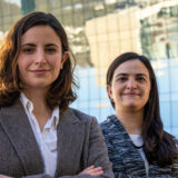 Lissy Giacoman + Sofía Sada + Miriam Fernandez
